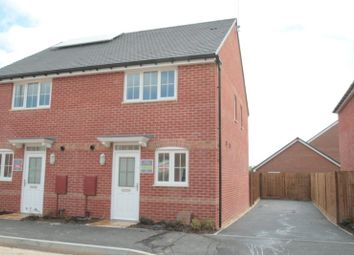 Thumbnail 2 bed end terrace house to rent in Baker Way, Angmering, Littlehampton