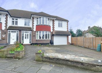 Thumbnail 5 bed semi-detached house for sale in Pound Close, Orpington