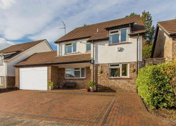 Thumbnail 5 bed property for sale in Chartwell Drive, Lisvane, Cardiff