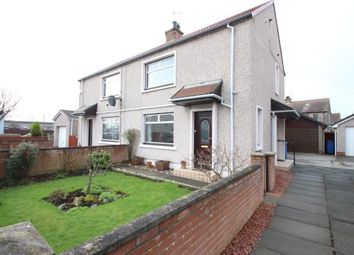 Thumbnail 2 bedroom semi-detached house for sale in Oxgang Road, Grangemouth, Stirlingshire