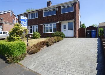 Thumbnail 3 bed semi-detached house for sale in Padstow Close, Penketh, Warrington