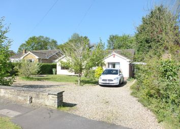 Thumbnail 4 bed detached bungalow for sale in Delane Road, Drayton, Norwich