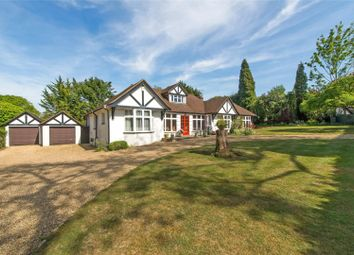 Thumbnail 2 bed detached bungalow for sale in The Downs, Leatherhead, Surrey