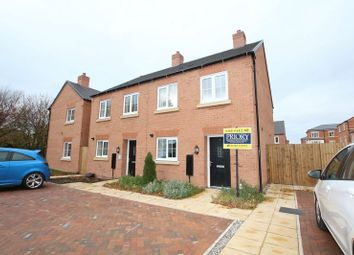 Thumbnail 2 bed semi-detached house for sale in Zurich Avenue, Biddulph, Stoke-On-Trent