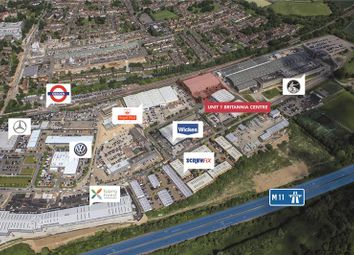 Thumbnail Warehouse to let in Unit 1, Britannia Centre, Lenthall Road, Off Langston Road, Loughton