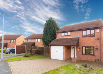 Thumbnail 4 bed detached house for sale in Morgan Way, Ketley