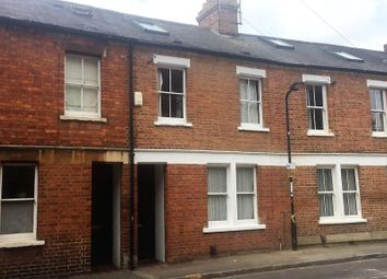 Thumbnail 3 bedroom terraced house to rent in Woodbine Place, North Oxford