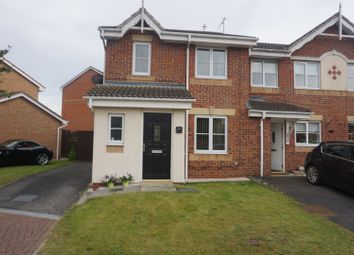 Thumbnail 3 bed semi-detached house for sale in Bushey Park, Hull