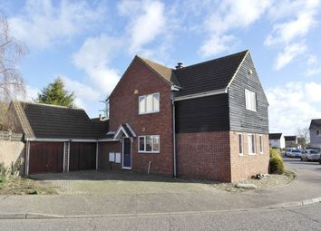 Thumbnail 4 bed detached house for sale in Fremantle Close, South Woodham Ferrers, Chelmsford