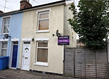 Thumbnail 2 bed terraced house for sale in Gibbons Street, Ipswich
