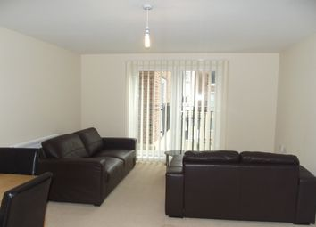 Thumbnail 2 bedroom flat to rent in Shepherds Court, Gilesgate, Durham