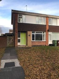 Thumbnail 3 bed end terrace house for sale in Plestowes Close, Shirley, Solihull