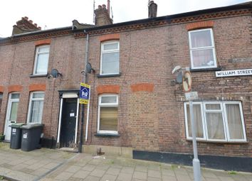 Thumbnail 2 bed terraced house for sale in William Street, Luton