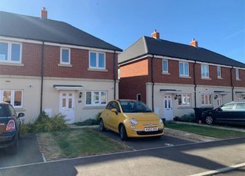 Thumbnail 2 bed end terrace house for sale in Poppy Drive, Raunds, Wellingborough