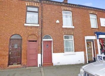 Thumbnail 2 bed terraced house for sale in High Street, Winsford, Cheshire