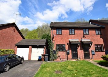 Thumbnail 2 bed end terrace house for sale in Gresham Drive, West Hunsbury, Northampton