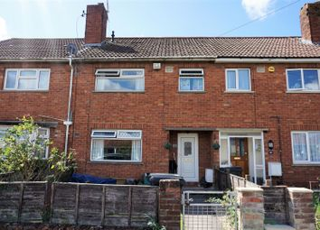 Thumbnail 3 bed terraced house for sale in Jersey Avenue, Broomhill, Bristol