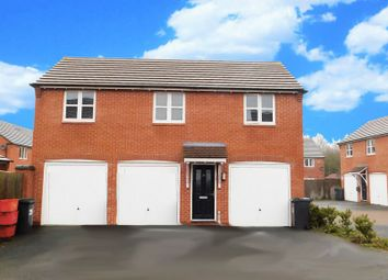 Thumbnail 2 bed flat for sale in Usbourne Way, Ibstock