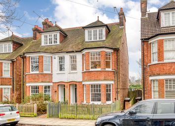 Thumbnail 4 bed semi-detached house for sale in Brampton Road, St. Albans, Hertfordshire