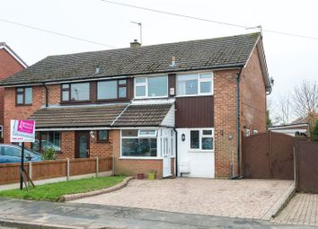 Thumbnail 3 bed semi-detached house for sale in Cherry Tree Lane, Aughton, Ormskirk