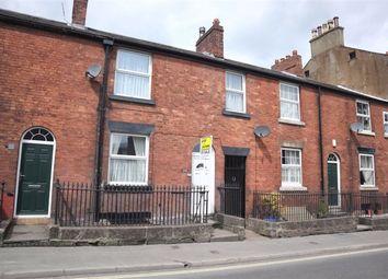 Thumbnail 2 bed terraced house for sale in Ball Haye Street, Leek