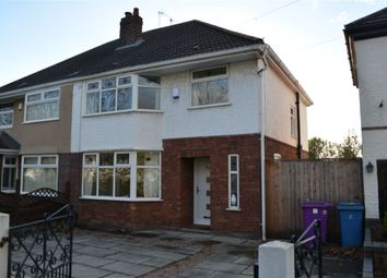 Thumbnail 3 bed shared accommodation to rent in Brodie Avenue, Liverpool, Merseyside