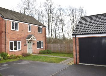 Thumbnail 4 bed detached house for sale in Lewis Crescent, Annesley, Nottingham