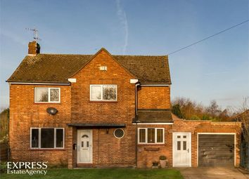 Thumbnail 4 bed detached house for sale in Harlaxton Road, Grantham, Lincolnshire