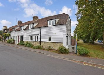 Thumbnail 2 bed end terrace house for sale in Westerhill Road, Coxheath, Maidstone, Kent