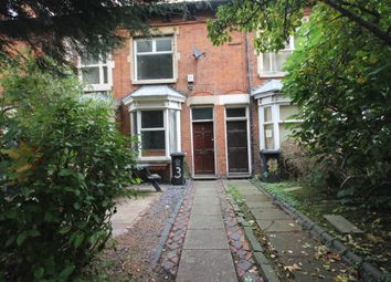 Thumbnail 2 bed terraced house to rent in Gordon Avenue, Evington, Leicester