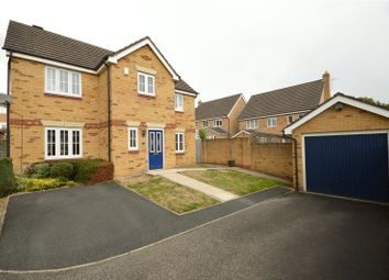 Thumbnail 4 bedroom detached house for sale in Calderwood Close, Shipley, West Yorkshire
