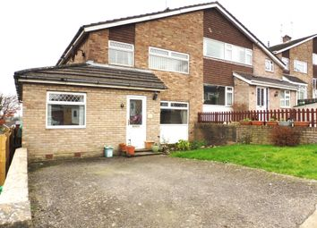 Thumbnail 3 bed semi-detached house for sale in Powys Drive, Dinas Powys