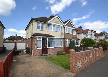 Thumbnail 3 bed semi-detached house for sale in Iverna Gardens, Feltham