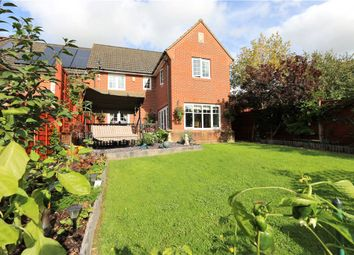 Thumbnail 4 bed semi-detached house for sale in Borden Way, North Baddesley, Southampton, Hampshire