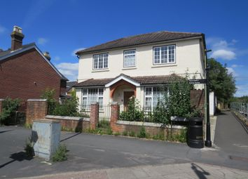 Thumbnail 3 bedroom detached house for sale in Winchester Road, Romsey