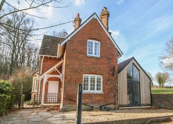 Thumbnail 3 bed detached house for sale in Burchetts Green Road, Burchetts Green, Maidenhead
