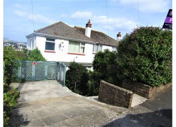 Thumbnail 3 bed semi-detached house for sale in Penwill Way, Paignton