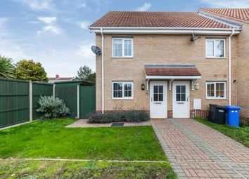 3 bed end terrace house for sale in Ellough Road, Worlingham, Beccles NR34