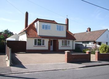 Thumbnail 3 bed detached house to rent in Springfield Road, Aldeburgh
