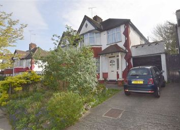 Thumbnail 3 bed semi-detached house for sale in St Mary's Crescent, Hendon, London