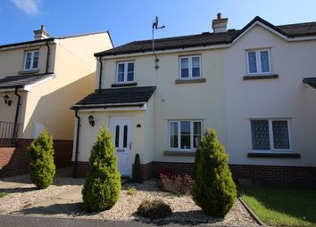 Thumbnail 3 bed end terrace house for sale in Grass Valley Park, Bodmin