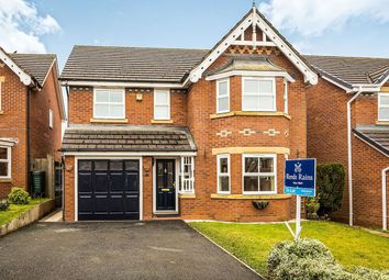 Thumbnail 4 bed detached house to rent in Cholmondeley Rise, Bickley, Malpas