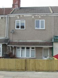 Thumbnail 4 bed terraced house for sale in Hainton Avenue, Grimsby