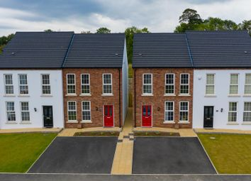 Thumbnail 3 bed semi-detached house for sale in The Barberton, The Hillocks, Derry / Londonderry