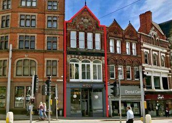 Thumbnail Commercial property for sale in 34 Market Street, Market Street, Nottingham