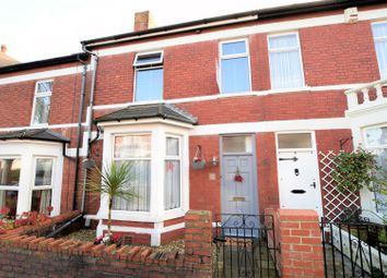 Thumbnail 4 bed terraced house for sale in Canon Street, Barry
