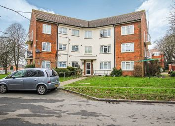 Thumbnail 2 bed flat for sale in Norfolk Court, Birches Road, Horsham, West Sussex