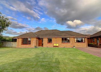 Thumbnail 4 bed detached bungalow for sale in Dryfe Park, Lockerbie
