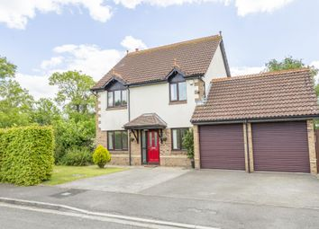 Thumbnail 4 bed detached house for sale in Spaniorum View, Easter Compton, Bristol