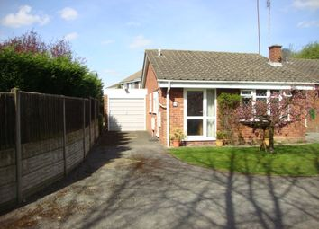 Thumbnail 2 bed bungalow for sale in Dove Close, Woodville